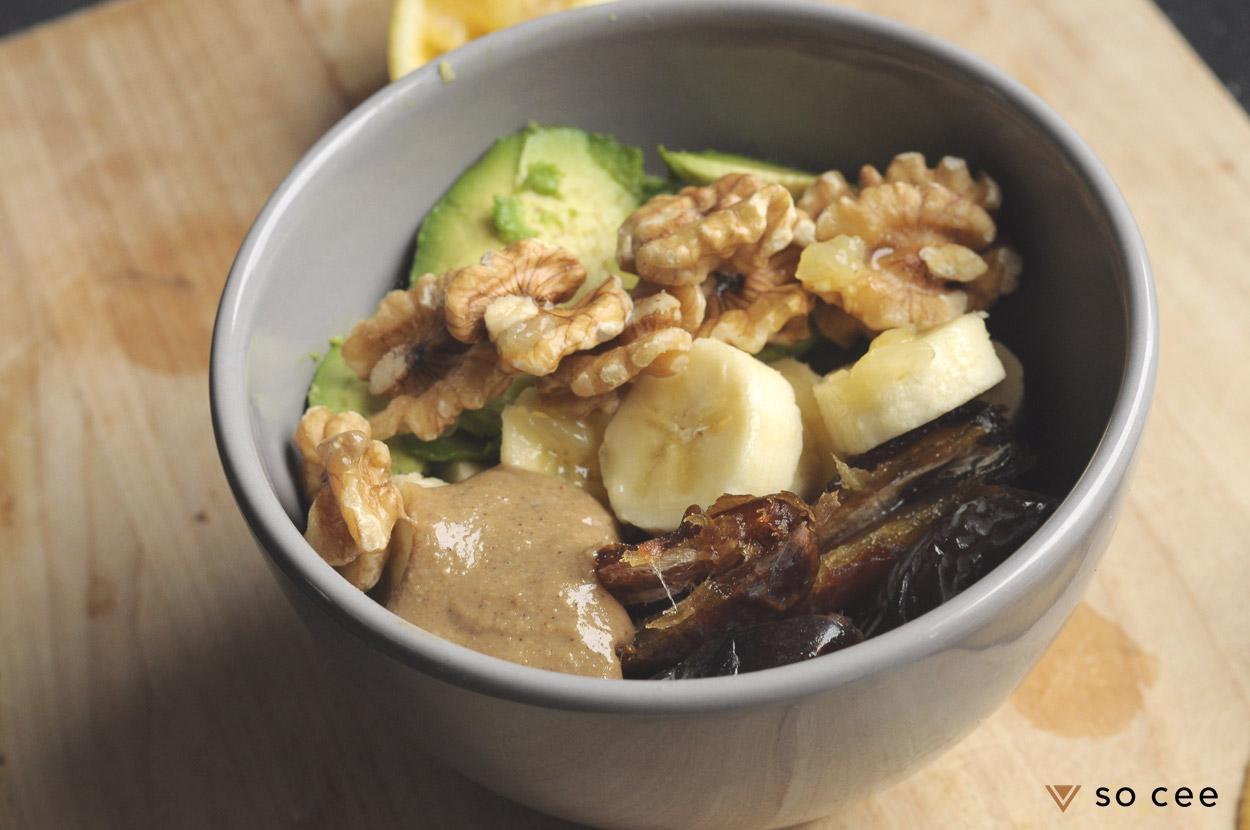 so-cee.blog.recept.recepten.glutenvrij.suikervrij.ontbijt.gezond.banaan.avocado.noten.variatie.tussendoortje.mousse.tahin.2
