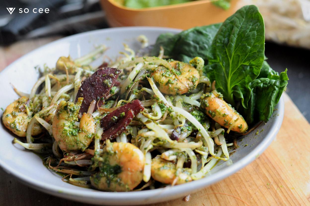 so-cee.lifestyle.blog.recept.gezond.glutenvrij.wok.garnalen.zeekraal.healthy.foodie.6
