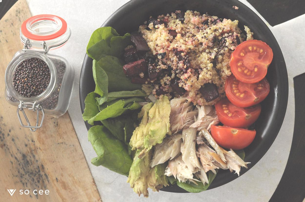 so_cee_lifestyle_blog_carmen_heystek_foodblogger_tilburg_gezond_recept_lactosevrij_glutenvrij_glutenfree_fitgirl_bikinifit_dieet_makreel_gerookt_quinoa_salade_9