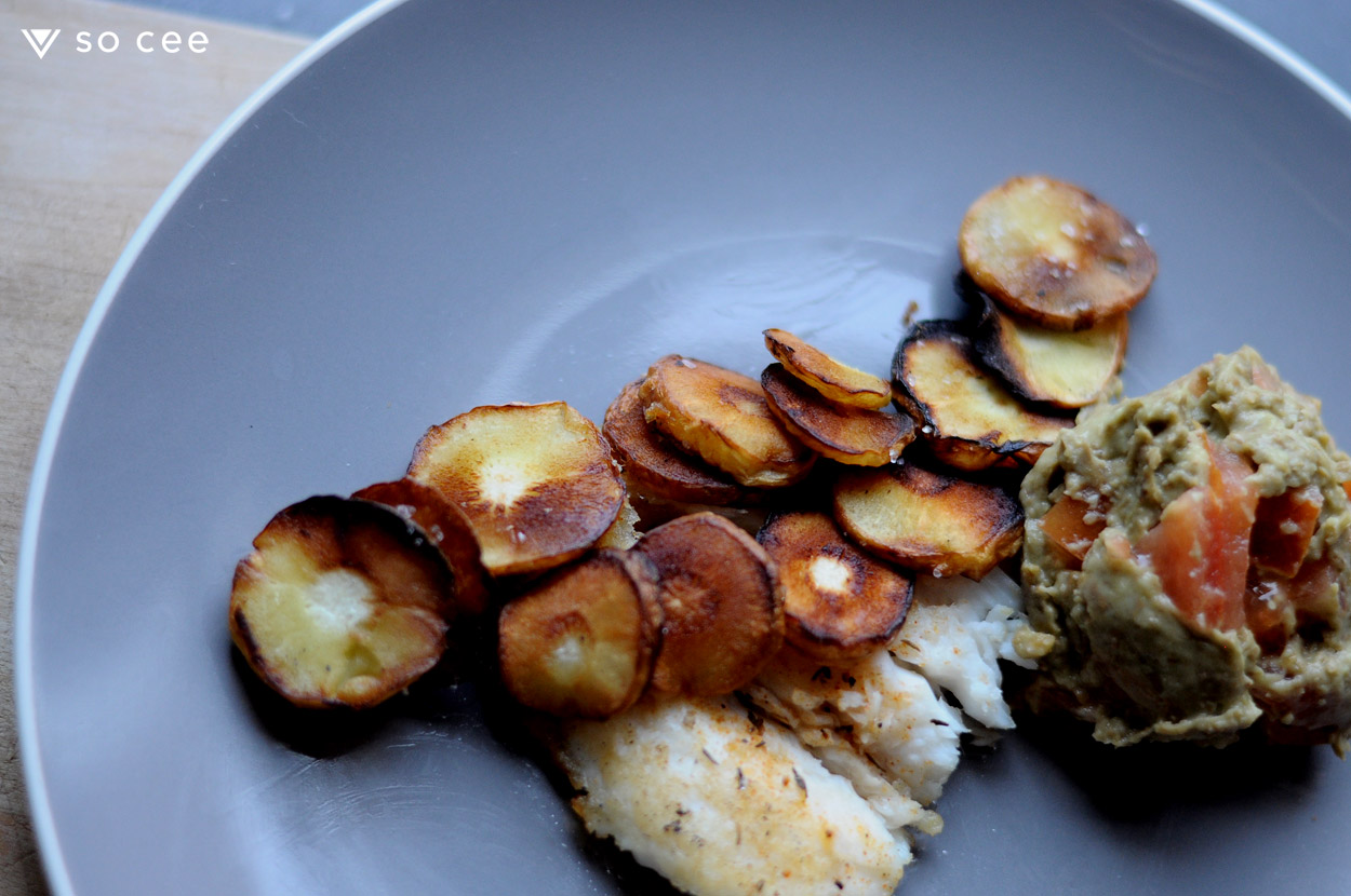 so-cee-carmen-heystek-lifestyleblog-blog-fodmap-glutenvrij-glutenfree-recept-pastinaak-guacamole-tomaat-roma-puree-koolvis-5