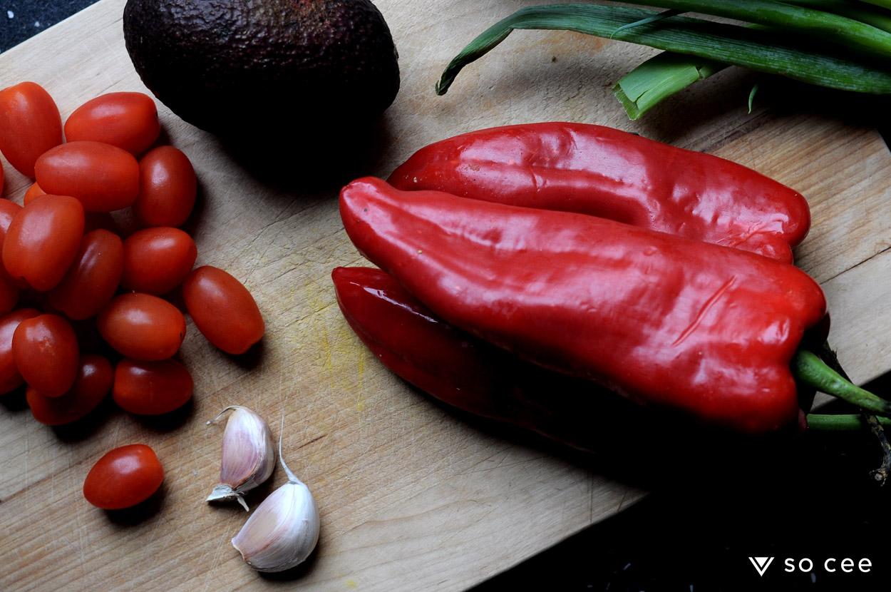 so-cee-lifestyle-blog-kerst-recept-glutenvrij-tomaten-soep-zoetepunt-paprika-knoflook-diner-lunch-gezond-coach-afvallen-dieet-tussendoor-2